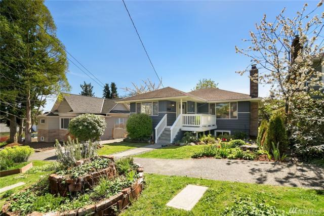 911 N 88th St, Seattle, WA 98103 (#1279054) :: Carroll & Lions