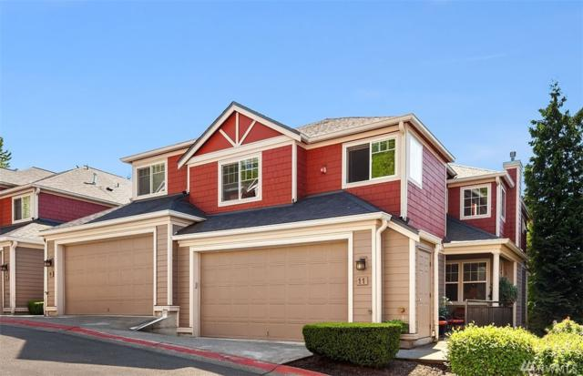 2840 139th Ave SE #11, Bellevue, WA 98005 (#1279123) :: The DiBello Real Estate Group