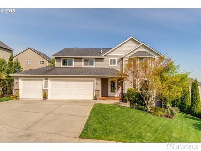 1305 W F Place, La Center, WA 98629 (#1279195) :: Homes on the Sound