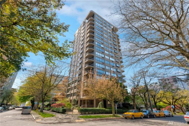1120 Spring St #1103, Seattle, WA 98104 (#1279355) :: Carroll & Lions
