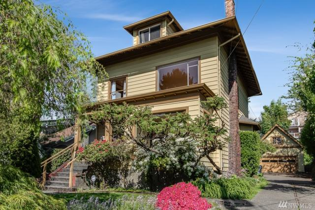 2338 Broadway E, Seattle, WA 98102 (#1279649) :: Ben Kinney Real Estate Team