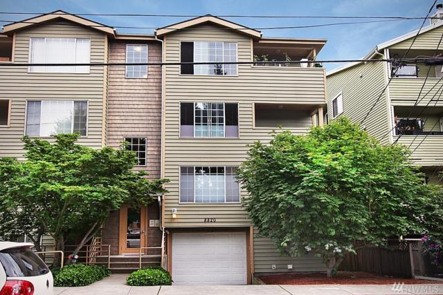 8820 Nesbit Ave N #303, Seattle, WA 98103 (#1279804) :: Morris Real Estate Group