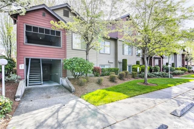 10825 SE 200th St G-101, Kent, WA 98031 (#1279909) :: Real Estate Solutions Group