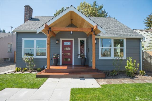 7151 29th Ave SW, Seattle, WA 98126 (#1280068) :: Carroll & Lions
