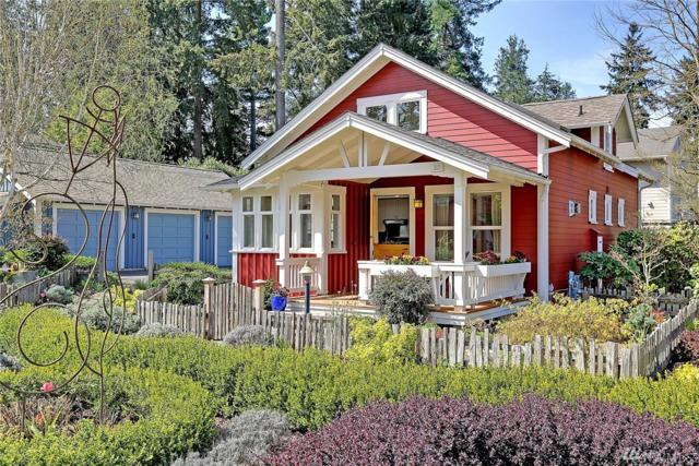311 N 160th Place, Shoreline, WA 98133 (#1280121) :: The DiBello Real Estate Group