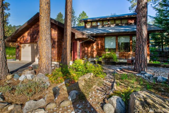 1526 Alpensee Strasse, Leavenworth, WA 98826 (#1280204) :: Icon Real Estate Group