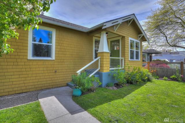 8706 18th Ave NW, Seattle, WA 98117 (#1280285) :: Kwasi Bowie and Associates