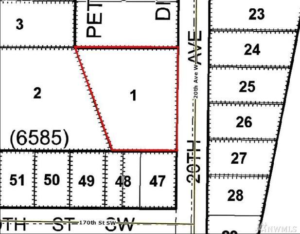 16926 20th Ave W, Lynnwood, WA 98037 (#1280374) :: Keller Williams - Shook Home Group