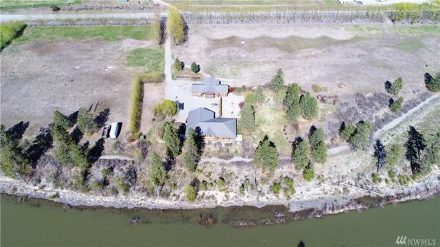 1495 Hwy 153, Methow, WA 98834 (#1280380) :: Homes on the Sound