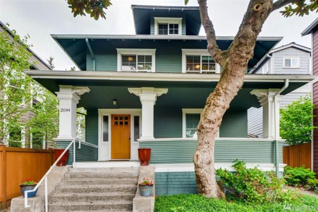 2044 Franklin Ave E, Seattle, WA 98102 (#1281036) :: Homes on the Sound