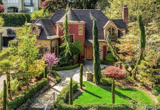 509 Mcgilvra Blvd E, Seattle, WA 98112 (#1281332) :: Real Estate Solutions Group