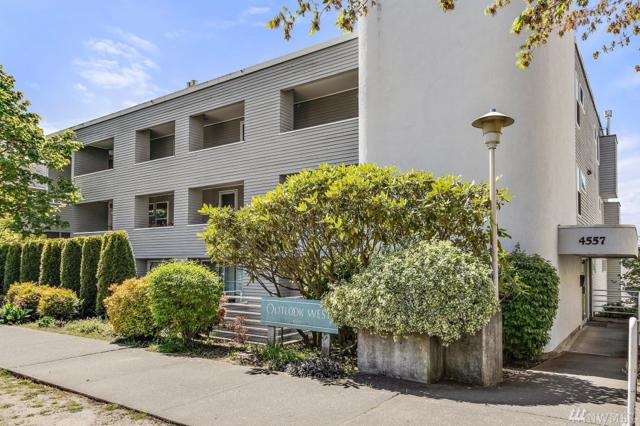 4557 45th Ave SW #303, Seattle, WA 98116 (#1281459) :: Better Homes and Gardens Real Estate McKenzie Group
