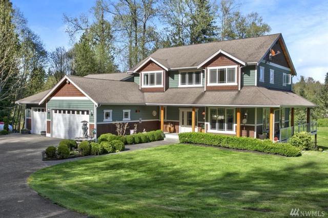 12807 72nd St SE, Snohomish, WA 98290 (#1281700) :: Homes on the Sound