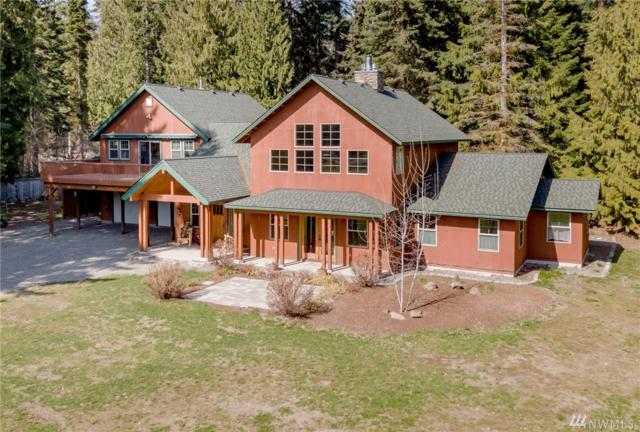 491 Storie Lane, Cle Elum, WA 98922 (#1281772) :: Real Estate Solutions Group