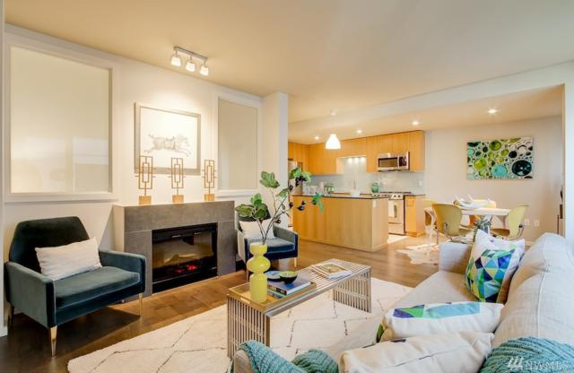 81 Clay St #429, Seattle, WA 98121 (#1281912) :: Kwasi Bowie and Associates