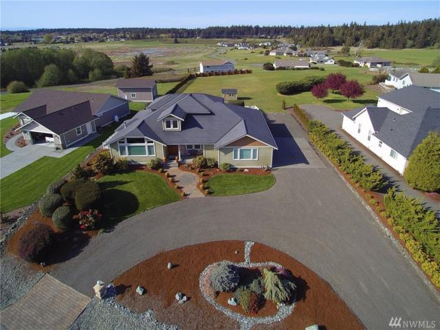 231 Lone Eagle Lane, Sequim, WA 98382 (#1282152) :: Homes on the Sound