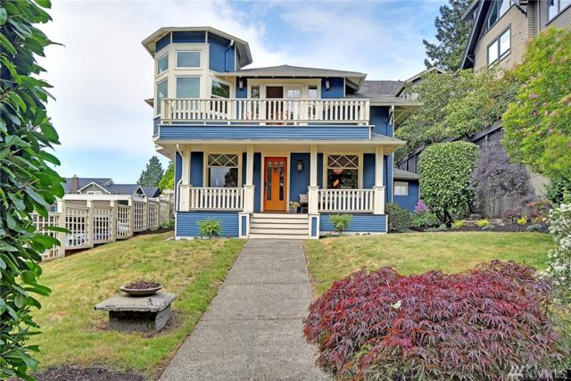 810 W Highland Dr, Seattle, WA 98119 (#1282166) :: The DiBello Real Estate Group