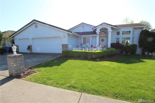739 NW View Ridge St, Camas, WA 98607 (#1282187) :: Morris Real Estate Group