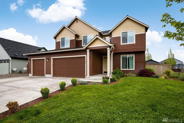 9701 NE 161st St, Vancouver, WA 98682 (#1282223) :: Real Estate Solutions Group
