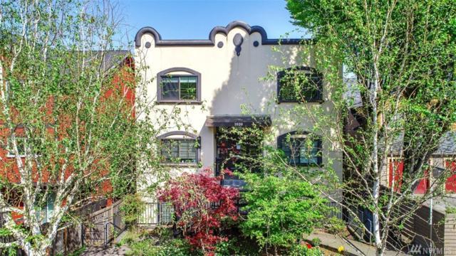 1820 24th Ave #203, Seattle, WA 98122 (#1282229) :: The DiBello Real Estate Group