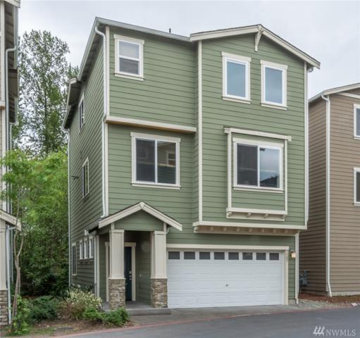 9905 1st Place W #7, Everett, WA 98204 (#1282618) :: Kwasi Bowie and Associates