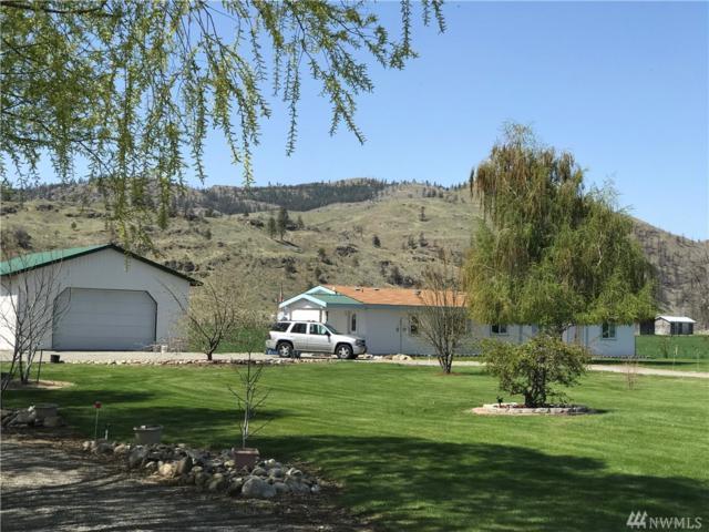 71 Kirkpatrick Rd N, Omak, WA 98841 (#1282699) :: Homes on the Sound