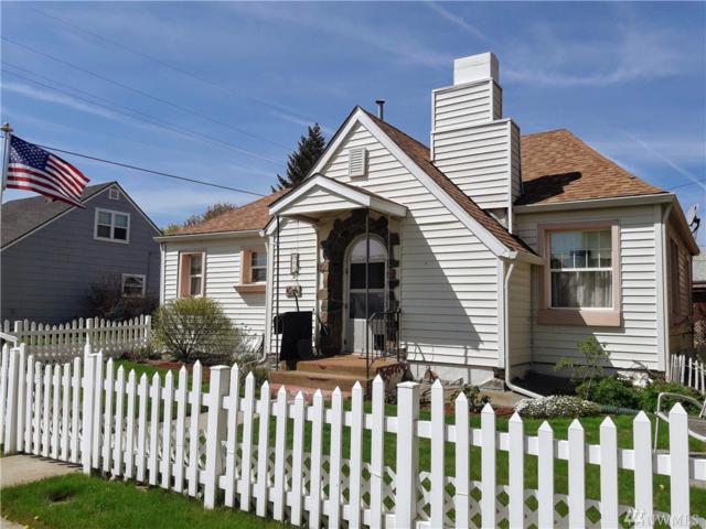 806 8th St, Davenport, WA 99122 (#1282805) :: Icon Real Estate Group