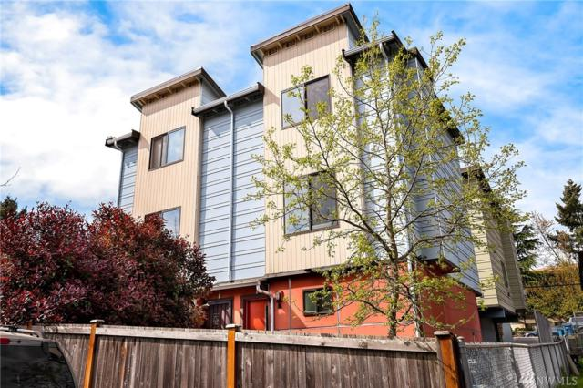 4629 S Holly St A, Seattle, WA 98118 (#1283037) :: Homes on the Sound