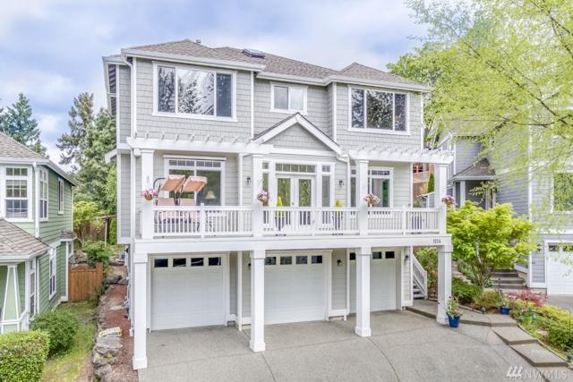 1134 N 27th Place, Renton, WA 98056 (#1283131) :: Kwasi Bowie and Associates
