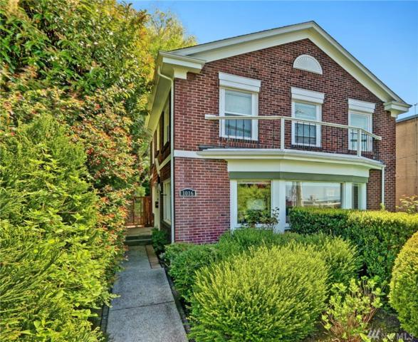1016 1st Ave W, Seattle, WA 98119 (#1283519) :: The DiBello Real Estate Group