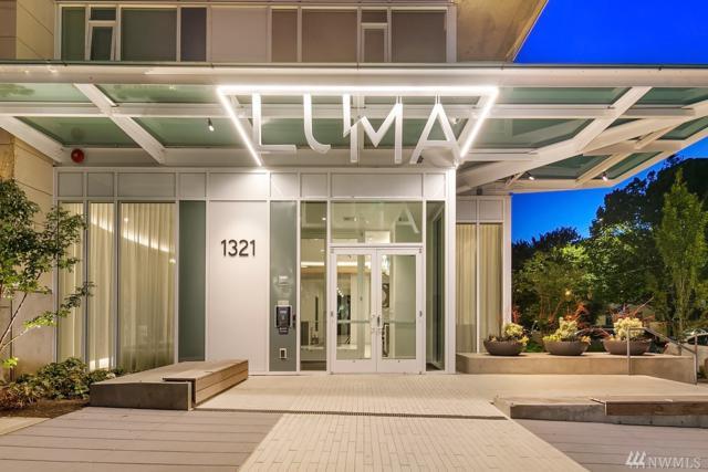 1321 Seneca St #803, Seattle, WA 98101 (#1283782) :: Kwasi Bowie and Associates