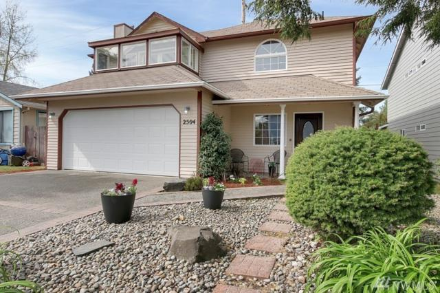 2504 Silver Lane SW, Tumwater, WA 98512 (#1283824) :: Homes on the Sound