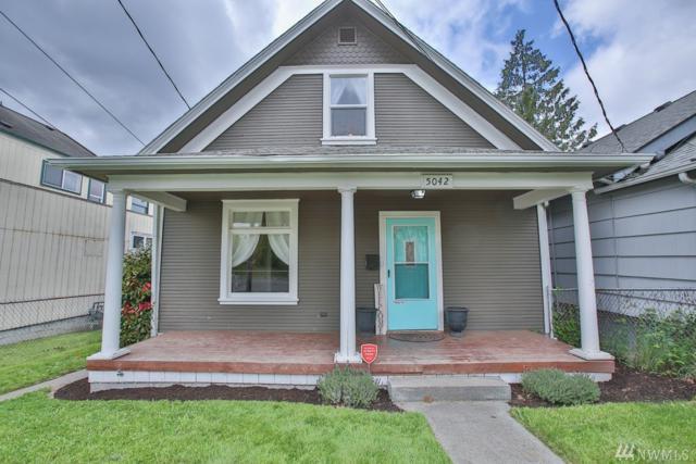 5042 S M St, Tacoma, WA 98408 (#1284299) :: Homes on the Sound