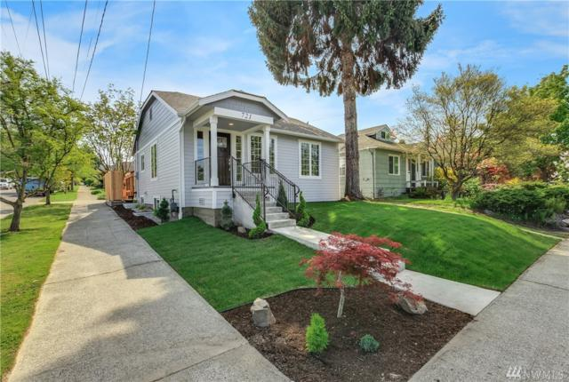 721 NE 55th St, Seattle, WA 98105 (#1284431) :: Better Homes and Gardens Real Estate McKenzie Group