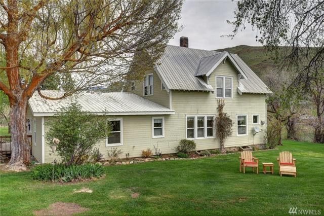569 Twisp Winthrop Eastside Road, Winthrop, WA 98862 (#1284449) :: Homes on the Sound