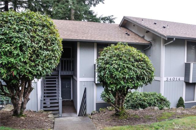 34014 1st Place S F, Federal Way, WA 98003 (#1284532) :: Homes on the Sound