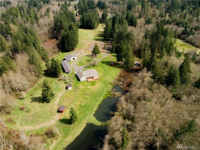 5709 SW 140th Ave, Rochester, WA 98579 (#1284546) :: Homes on the Sound
