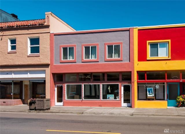 110 1st Ave S, Ilwaco, WA 98624 (#1284635) :: Homes on the Sound