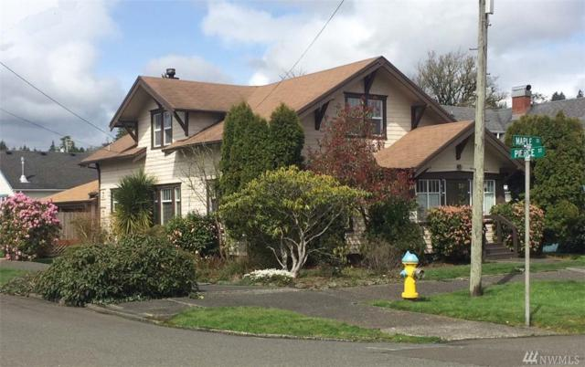 924 Maple St, Hoquiam, WA 98550 (#1284688) :: Homes on the Sound
