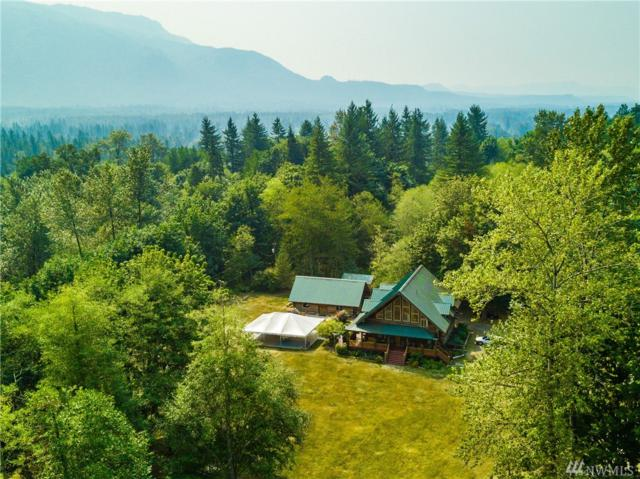 14424 Wallace Lake Rd Rd, Gold Bar, WA 98251 (#1284833) :: Homes on the Sound