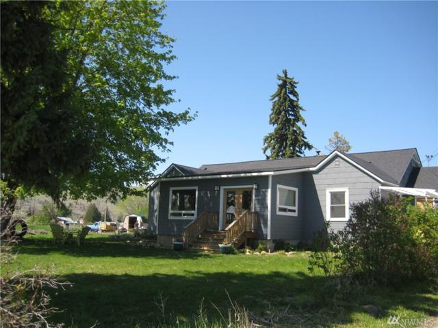 39 Dixon Rd, Omak, WA 98841 (#1285080) :: Homes on the Sound