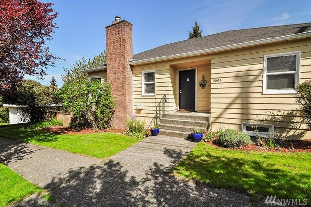 3604 SW Graham St, Seattle, WA 98126 (#1285184) :: Homes on the Sound