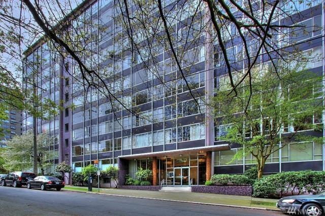 1221 Minor Ave #509, Seattle, WA 98101 (#1285306) :: Kwasi Bowie and Associates