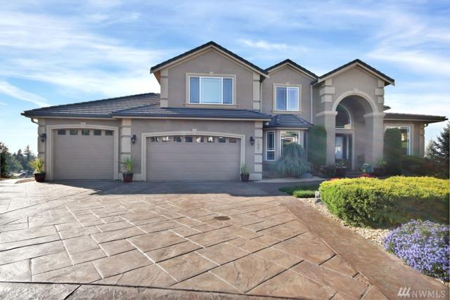 1601 41st St Pl SE, Puyallup, WA 98372 (#1285324) :: Real Estate Solutions Group