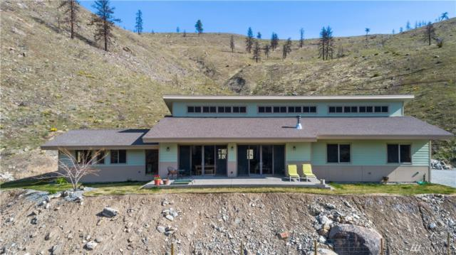506 Antoine Creek Rd, Chelan, WA 98816 (#1285385) :: Homes on the Sound