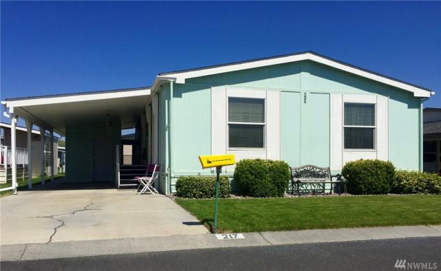 2240 W Broadview Ave #217, Moses Lake, WA 98837 (#1285428) :: Ben Kinney Real Estate Team
