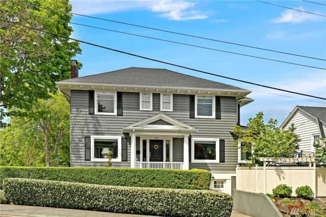 452 Boston St, Seattle, WA 98109 (#1285453) :: The DiBello Real Estate Group