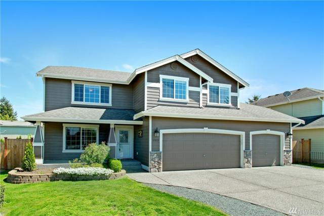 10833 53rd Dr NE, Marysville, WA 98271 (#1285464) :: Homes on the Sound
