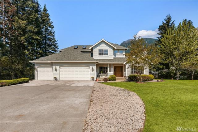 790 E North Bend Way, North Bend, WA 98045 (#1285628) :: The DiBello Real Estate Group