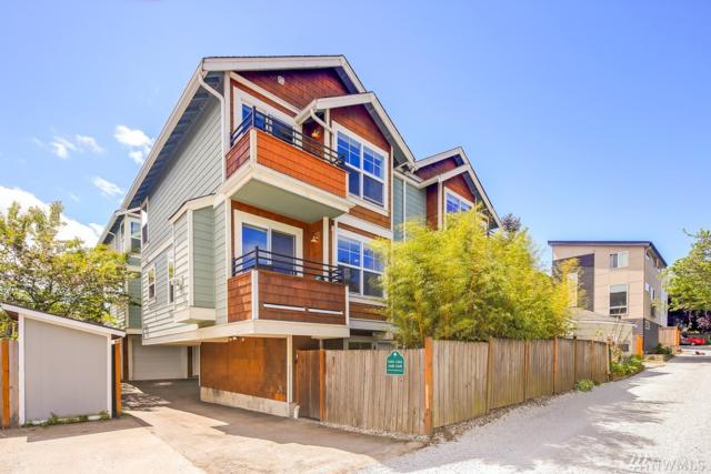 616 NW 85th St A, Seattle, WA 98117 (#1285720) :: Ben Kinney Real Estate Team